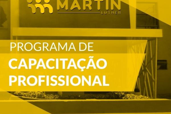 PARCERIA ENTRE MARTIN LUTHER E CENTRO UNIVERSITÁRIO FAG PROPORCIONA BENEFÍCIOS PARA COLABORADORES