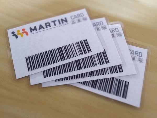 MARTIN LUTHER INOVA MAIS UMA VEZ E IMPLANTA O MARTIN LUTHER CARD - Créditos: Divulgação